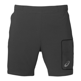 Short 7IN hombre ELITE dark grey