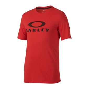 Tee-shirt MC homme O-MESH BARK redline