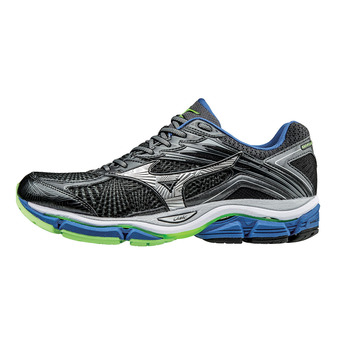 Chaussures running homme WAVE ENIGMA 6 dark/silver/blue