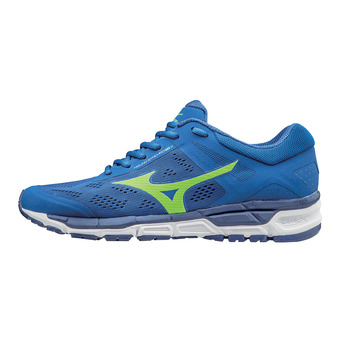 Zapatillas de running hombre SYNCHRO MX 2 blue/green