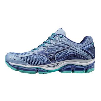 Zapatillas de running mujer ENIGMA 6 brun blue/maz blue /turquoise