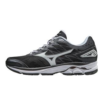 Zapatillas de running mujer WAVE RIDER 20 black/white/white