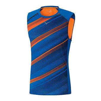Camiseta de tirantes hombre PREMIUM AERO SL nautical blue/clown fish