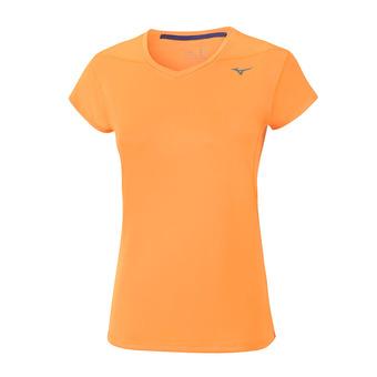 Camiseta mujer CORE orange pop