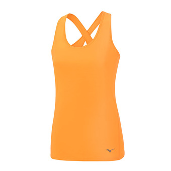 Camiseta de tirantes mujer ACTIVE orange pop