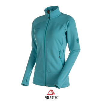 Chaqueta mujer ACONCAGUA light pacific