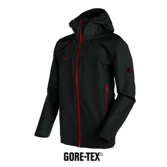 Chaqueta hombre Gore-Tex® 3L CRATER HS black