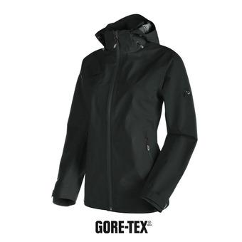 Veste à capuche femme Gore-Tex® 3L RUNBOLD PRO HS black