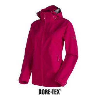 Chaqueta mujer Gore-Tex® 3L RUNBOLD PRO HS magenta