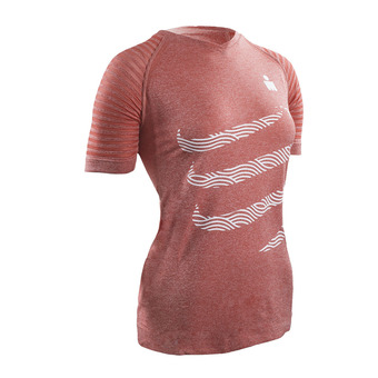 Camiseta mujer TRAINING IRONMAN 17 pink