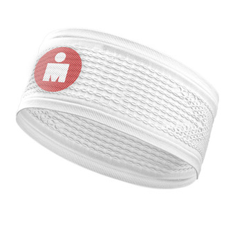 Bandeau ON/OFF IRONMAN 17 white