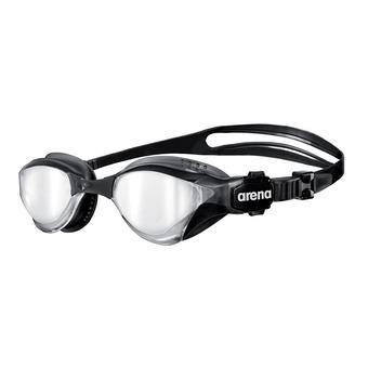 Gafas de natación COBRA TRI MIRROR silver/black