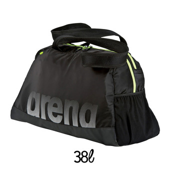 Bolsa de deporte 38L FAST WOMAN black/yellow