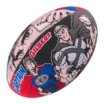 Balón de rugby RANDOMS SUPERHERO T.5 multicolor