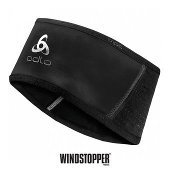 Cinta deportiva Windstopper® REFLECTIVE black