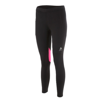 Collant femme XC black/pink glo
