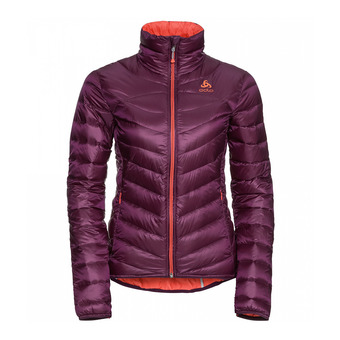 Anorak mujer AIR COCOON pickled beet