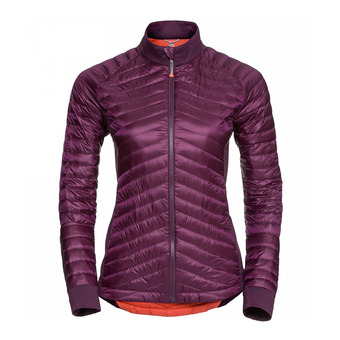 Anorak mujer HELIUM COCOON pickled beet