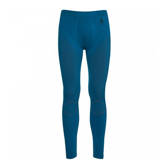 Mallas hombre EVOLUTION WARM mykonos blue/orangeade