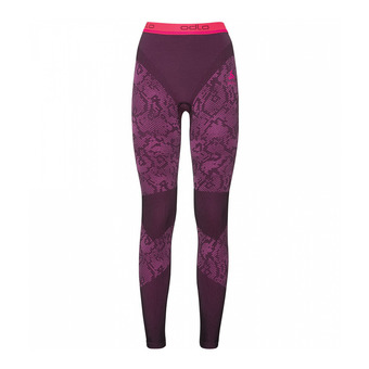 Mallas mujer BLACKCOMB EVOLUTION WARM black/pink glo