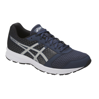 Chaussures running homme PATRIOT 8 insignia blue/silver/black