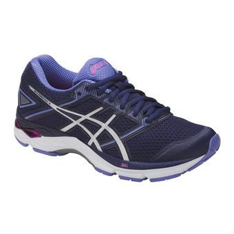 Zapatillas de running mujer GEL-PHOENIX 8 indigo blue/silver/pink glow
