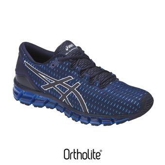 Chaussures running homme GEL-QUANTUM 360 SHIFT peacoat/white/directoire blue