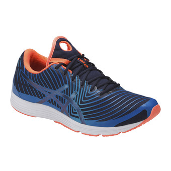 Zapatillas de triatlón hombre GEL-HYPER TRI 3 directoire blue/peacoat/hot orange