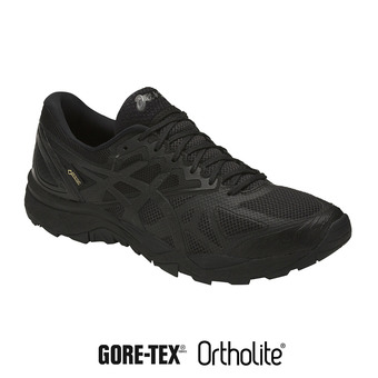 Zapatillas de trail hombre GEL-FUJITRACUBO 6 G-TX black/black/phantom
