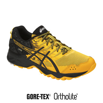 Chaussures trail homme GEL-SONOMA 3 G-TX gold fusion/black/m111 grey