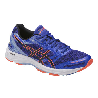 Zapatillas de running mujer GEL-DS TRAINER 22 blue purple/black/flash coral