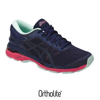 Zapatillas de running mujer GEL-KAYANO 24 LITE-SHOW indigo blue/black/reflective
