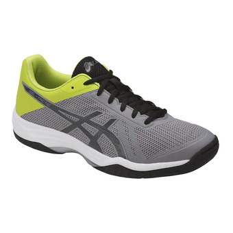 Chaussures volley homme GEL-TACTIC aluminum/dark grey/energy green
