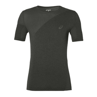 Tee-shirt MC homme SEAMLESS dark grey heater