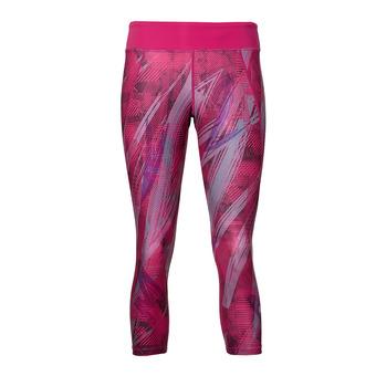 Corsaire femme CROP cosmo pink