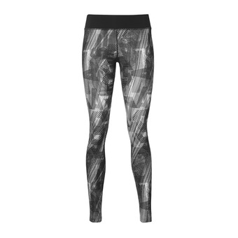 Collant femme GRAPHIC performance black