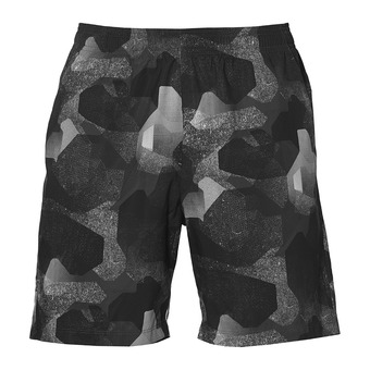 Short hombre FUZEX 7IN PRINT camo geo performance black