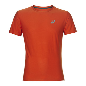 Camiseta hombre ESSENTIALS red clay
