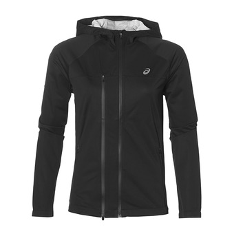 Chaqueta mujer ACCELERATE performance black