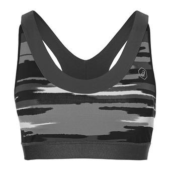 Sujetador deportivo mujer FUZEX impulse dark grey