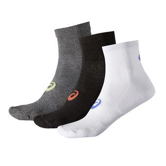 Pack de 3 pares de calcetines 3PPK QUATER color assorted