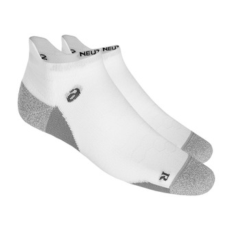 Chaussettes ROAD NEUTRAL ANKLE real white