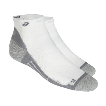 Calcetines ROAD QUARTER performance real white