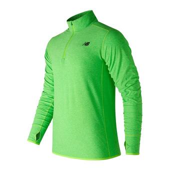 Camiseta hombre TRANSIT energy lime