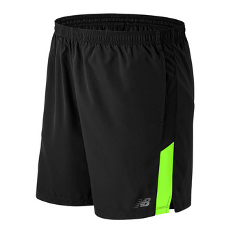Short homme ACCELERATE 7 energy lime