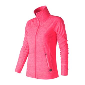Veste femme TRANSIT alpha pink heather