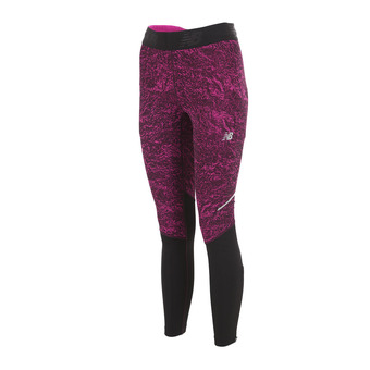 Mallas mujer ACCELERATE poison berry crinkle