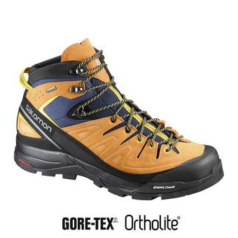 Zapatillas de alpinismo hombre  X ALP MID LTR GTX® navy blaze/bri