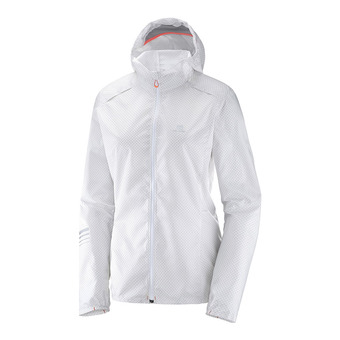 Chaqueta mujer LIGHTNING WIND GRAPH wh/vapor
