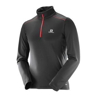 Camiseta hombre AGILE WARM HZ black